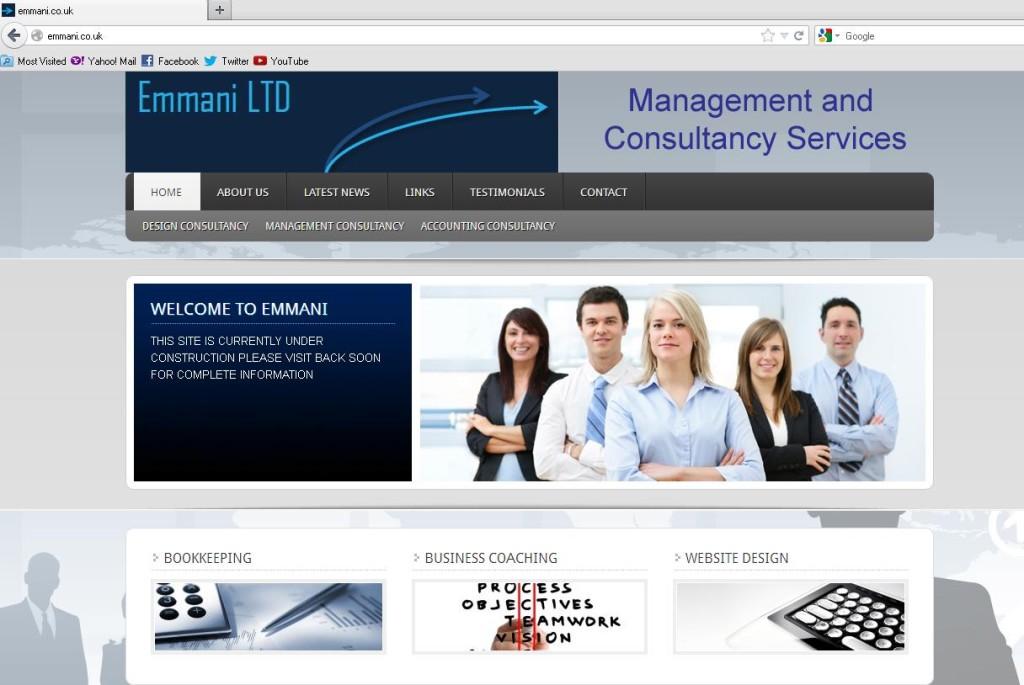 emmani website